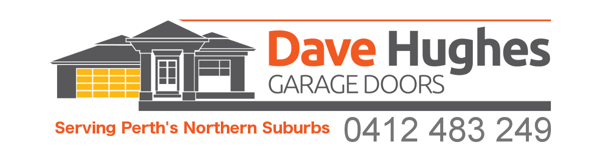 Dave Hughes garage doors serving Perth's northern suburbs